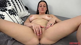 AllOver30 - Gorgeous Busty MILF Melanie Hicks