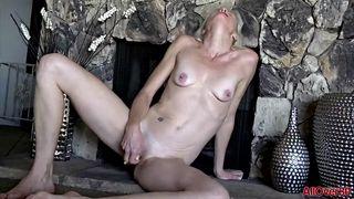 AllOver30 - Blonde MILF Angelique H