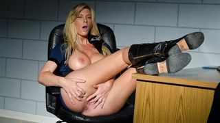 PUBA - Watch Brooke Banner be both the Cop and the Inmate