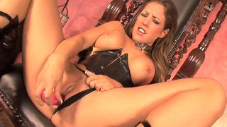 PUBA - Leather Boots, Gothic Chairs And A Big Pink Dildo