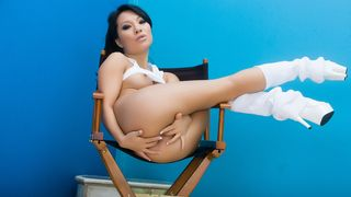 Asa Akira - Asa looks sexy in this hot gonzo solo