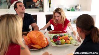 Family Strokes - Now This Was Fun Thanksgiving!