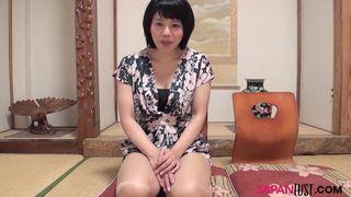 Japan Lust - Hot japanese Yuiko Kakihata gets sex drilling