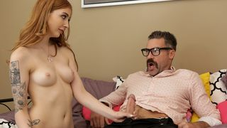 Bad Teens Punished - Redhead Step Daughter