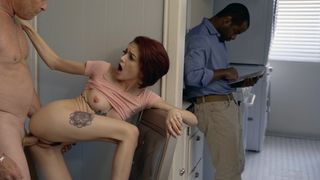 My Family Pies - Daughters Tight Pussy makes him Cum inside S2:E2