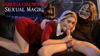 Nubiles ET - Sabrina Grows Up Sexual Magic