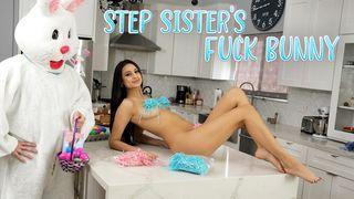 Bratty Sis - Step Sisters Fuck Bunny