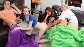 """Family Swap XXX - Swap Sis """"i'm actually a Freak in the Sheets and I don't think you'll be able to Handle It"""" S1:E5"""