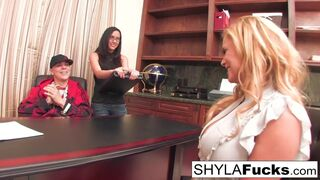 Best of Shyla Stylez - Shyla is willing to do whatever it takes