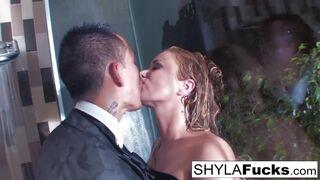 Best of Shyla Stylez - Shyla's Anal Pounding in the Bathroom