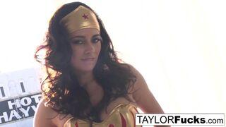 Taylor Vixen - Taylor Is Wonder Woman