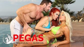 Pegas Productions - Une Saguenéenne à Los Angeles