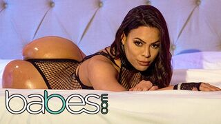 Babes - Luna Star Craves Ricky Jackson's Big Cock so she Sucks & Fucks him until she Gets Creampied