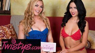 Twistys - Bailey Rayne, Jade Baker - Behind the Scenes Pre Porn Interview