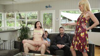Family Swap XXX - Family Swap Wife