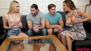 Family Swap XXX - When The Swap Goes Wrong