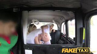 Fake Taxi - Angels Fuck Santas little Helper