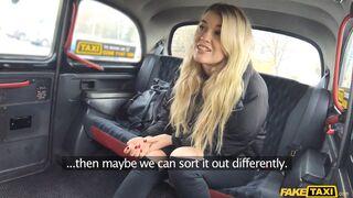 Fake Taxi - Cute Blonde Likes Kinky Rough Sex