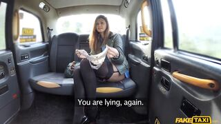 Fake Taxi - Girlfriend Takes Cock One Last Time