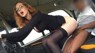 Fake Taxi - Lenina Crowne And A Big Black Cock