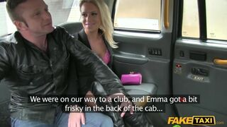 Fake Taxi - Pete With Girl In My Cab? Means Trouble!