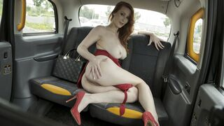 Fake Taxi - The Redhead in the Red Dress