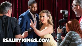 Reality Kings - Trophy Wife Carmen Valentina can't Wait to be Fucked by Isiah Maxwell Big Black Cock