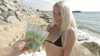Public Agent - Bikini Babe Droned and Boned