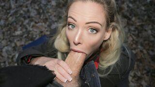 Public Agent - Blonde Ozzie Fucks To Save The Bush
