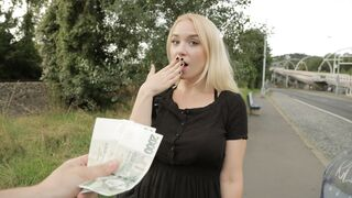 Public Agent - Blonde Russian with Big Naturals