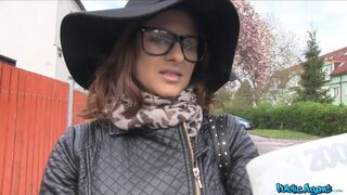 Public Agent - Fashion Student Fucks a Stranger