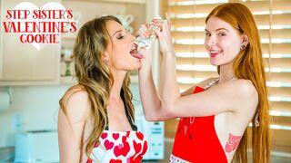 Bratty Sis - Step Sisters Valentines Cookie