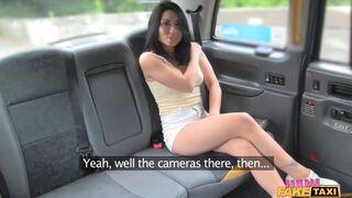 Fake Taxi - American Minx Fucks for Taxi Cam