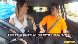 Fake Driving School - Sometimes Students Demand A Lot!
