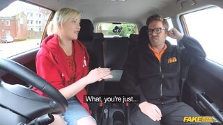 Fake Driving School - Multi-Talented Girls, They Love To Fuck!