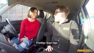 Fake Driving School - Jealous Learner Wants Good Fucking