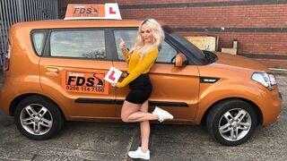 Fake Driving School - Louise Lee Rides Ryan