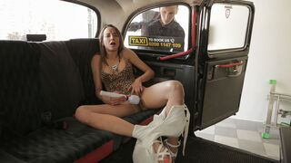 Female Fake Taxi - Neighbourly Sexual Favours