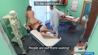 Fake Hospital - Another Busy Day In The Hospital...