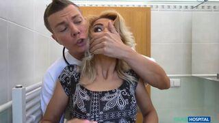 Fake Hospital - Doc Seduces Cheating Serbian Babe