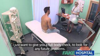 Fake Hospital - Full Body Examination For A Diagnosis