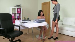 Female Agent - Introduction Into The World Of Lesbian Love!