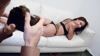 Fake Agent - Hot Desk Fuck With Tanned Euro Babe