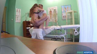 Fake Hospital - Love Balls Squirting & Hard Fucking