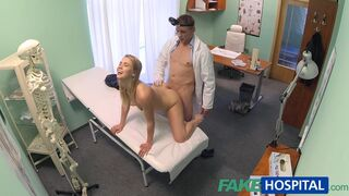 Fake Hospital - Nothing That Hard Dick Couldn't Heal!