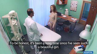 Fake Hospital - Petite Russian Teen Seeks Contraception