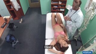 Fake Hospital - She Wanted Doctor's Sperm