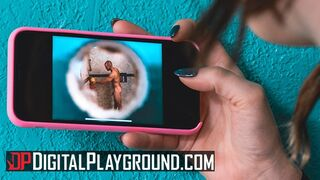 Digital Playground - MILF Helena Price Gets Caught Spying