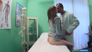 Fake Hospital - The Doctor Is Very Understanding