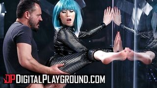 Digital Playground - Parody - Aria Alexander Gets Pounded in Full Cosplay
